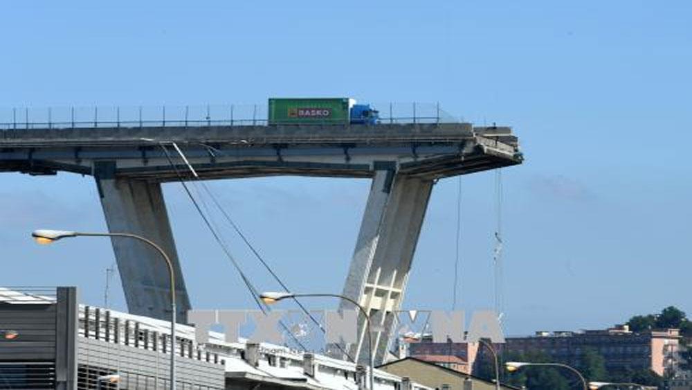 Vụ sập cầu cạn tại Italia: Chính phủ bắt đầu tiến trình thu hồi giấy phép của Công ty Autostrade per l'Italia